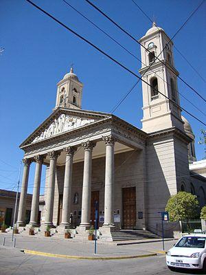 San Luis, Argentina - Image: Catedral de San Luis