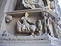 Cathédrale ND de Reims - portail des Saints (20).JPG