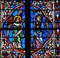 Cathédrale de Meaux Vitrail Marie 290708 2.jpg