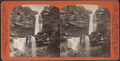 Cauterskill Fall. (Upper Fall.), by J. Loeffler.png