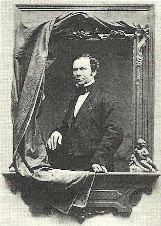 César Franck - Aristide Cavaillé-Coll, ca. 1855