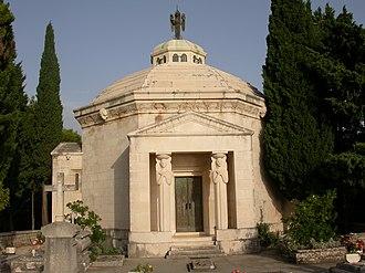 Cavtat - Račić family mausoleum