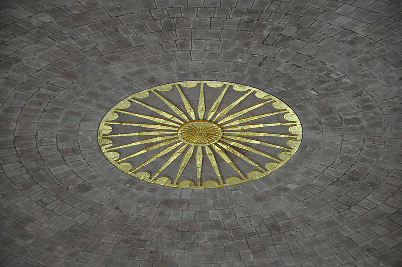 File:Ceiling of Global Vipassana Pagoda.jpg