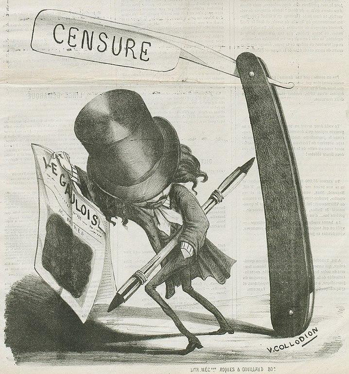 Cette très, très mauvaise idée de la censure dans les réseaux sociaux !