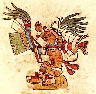 Codex Ríos - Image: Centeotl