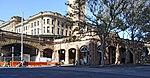 Central station Eddy Avenue & Pitt Street entrance 20180408.jpg