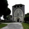 Cercles (24) Église Saint-Cybard 04.JPG