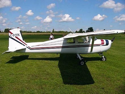 Cessna 150 - Wikiwand