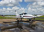 Cessna 310R, Taxi Aereo Noroeste AN1317731.jpg