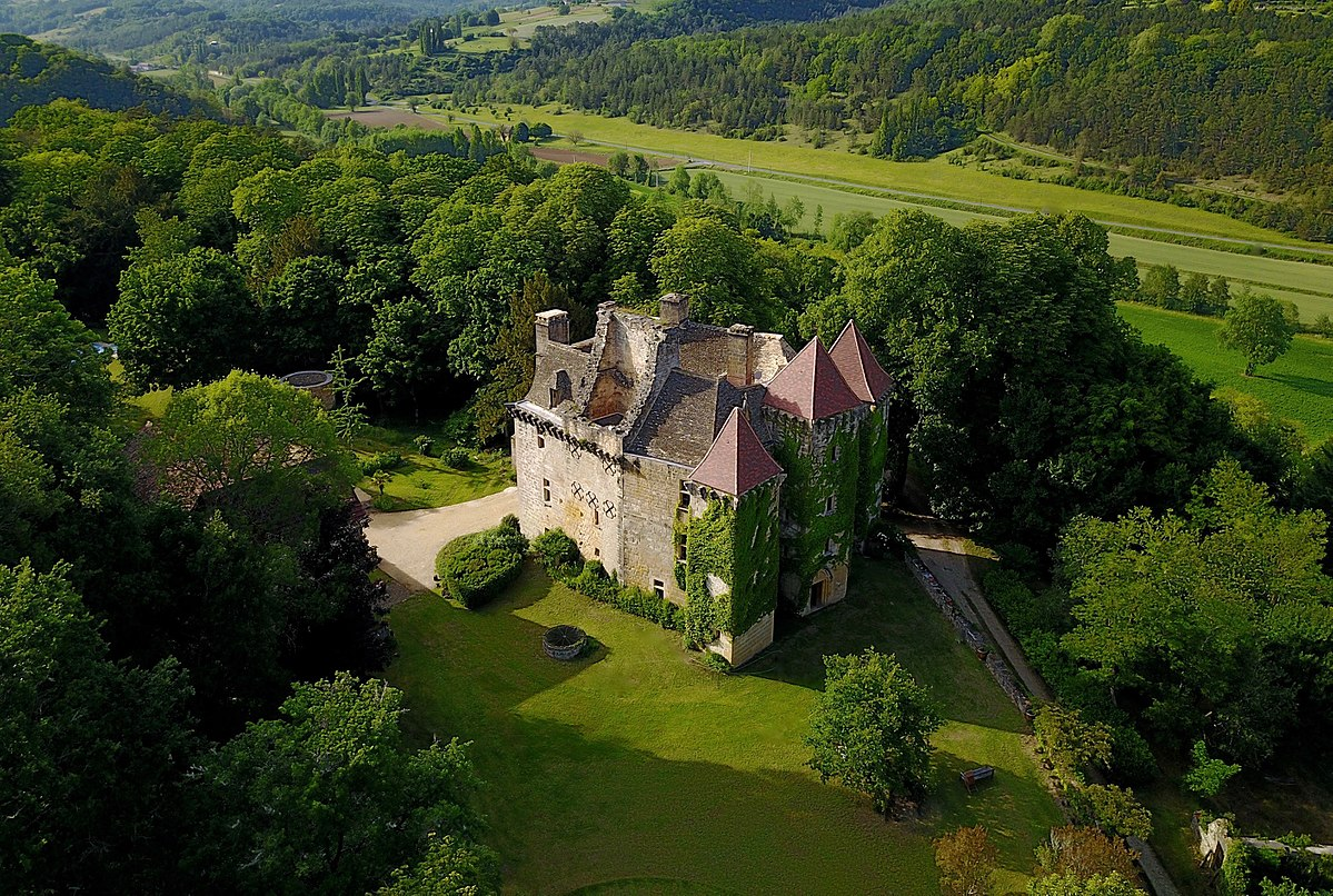 Chateau Auriac Sur Vendinelle Restauration