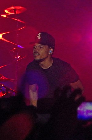Chance the Rapper discography - Chance the Rapper performing in 2016