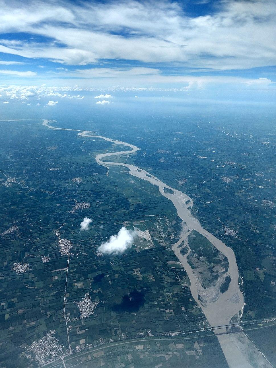 Chandigarh river