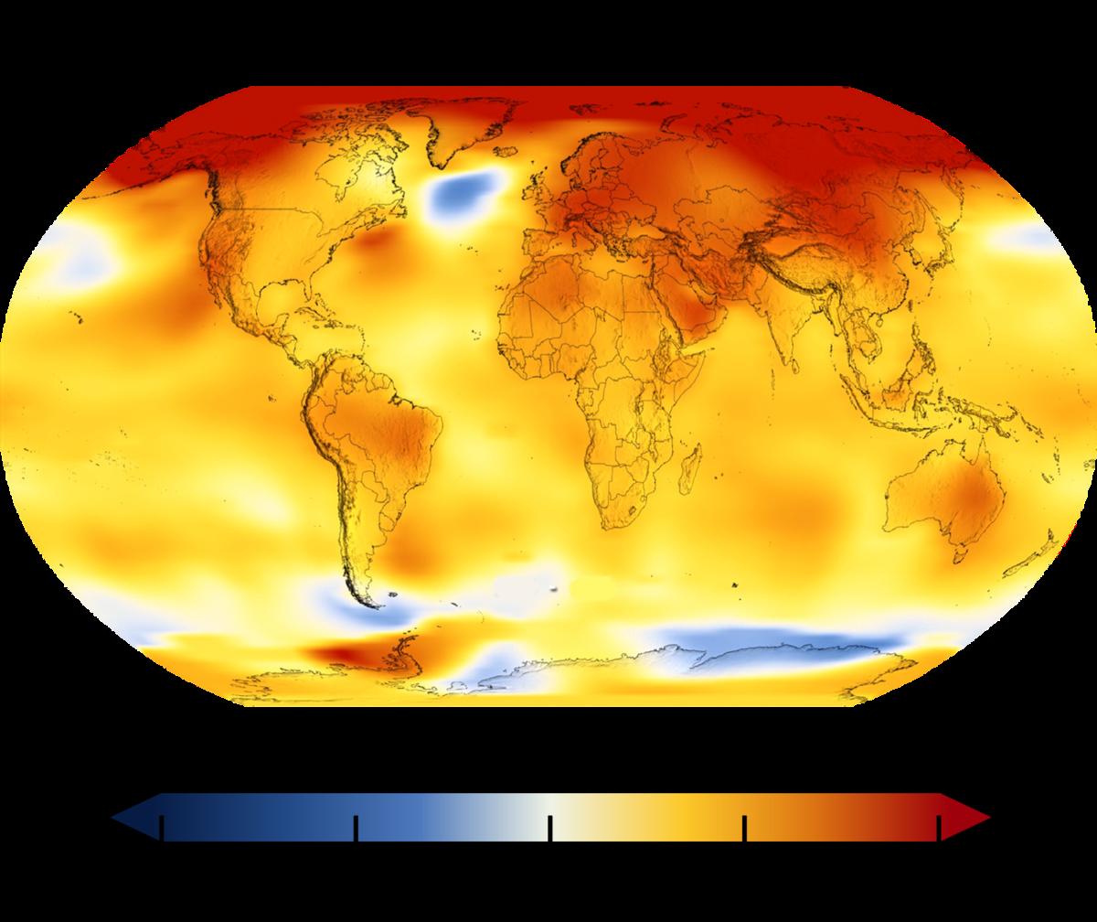 Calentamiento Global Wikipedia La Enciclopedia Libre