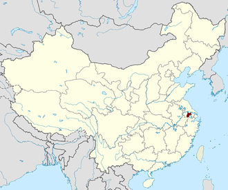 Cháng Prefecture - Image: Changprefecture