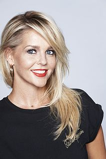 Chantal Janzen Dutch actress, singer and presenter