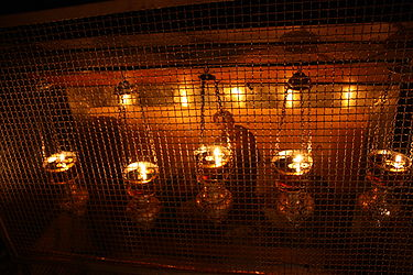 Chapel of the Manger in the Grotto of the Nativity 2010 3.jpg