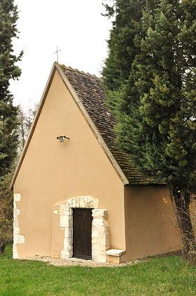 Chapelle saint luc de chasseneuil wikimonde for Piscine chapelle saint luc