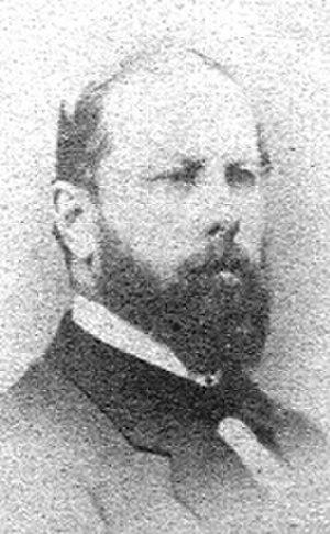 Charles-Auguste-Maximilien Globensky - Charles-August-Maximilien Globensky, Member of Parliament, Deux-Montagnes, 1875