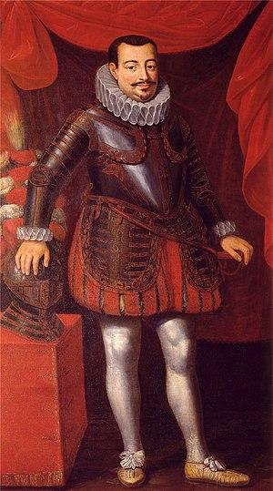Charles II, Lord of Monaco - Image: Charles II de Monaco