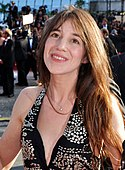 Charlotte Gainsbourg Cannes