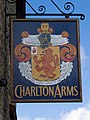Charlton Arms sign from the south - geograph.org.uk - 1244052.jpg