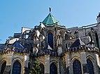 Chartres Cathédrale Notre-Dame de Chartres Chor 08.jpg