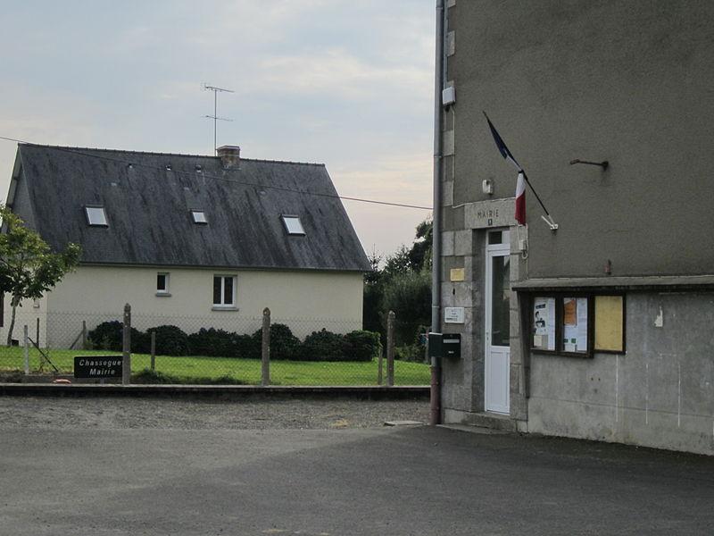 Chasseguey, Manche