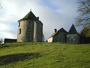 Château de Couffour - Remains of the Château de Couffour