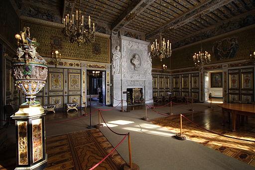 Chateau de Fontainebleau FRA 010