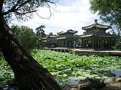 Chengde Mountain Resort in Hebei