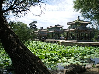 inside the Chengde Mountain Resort