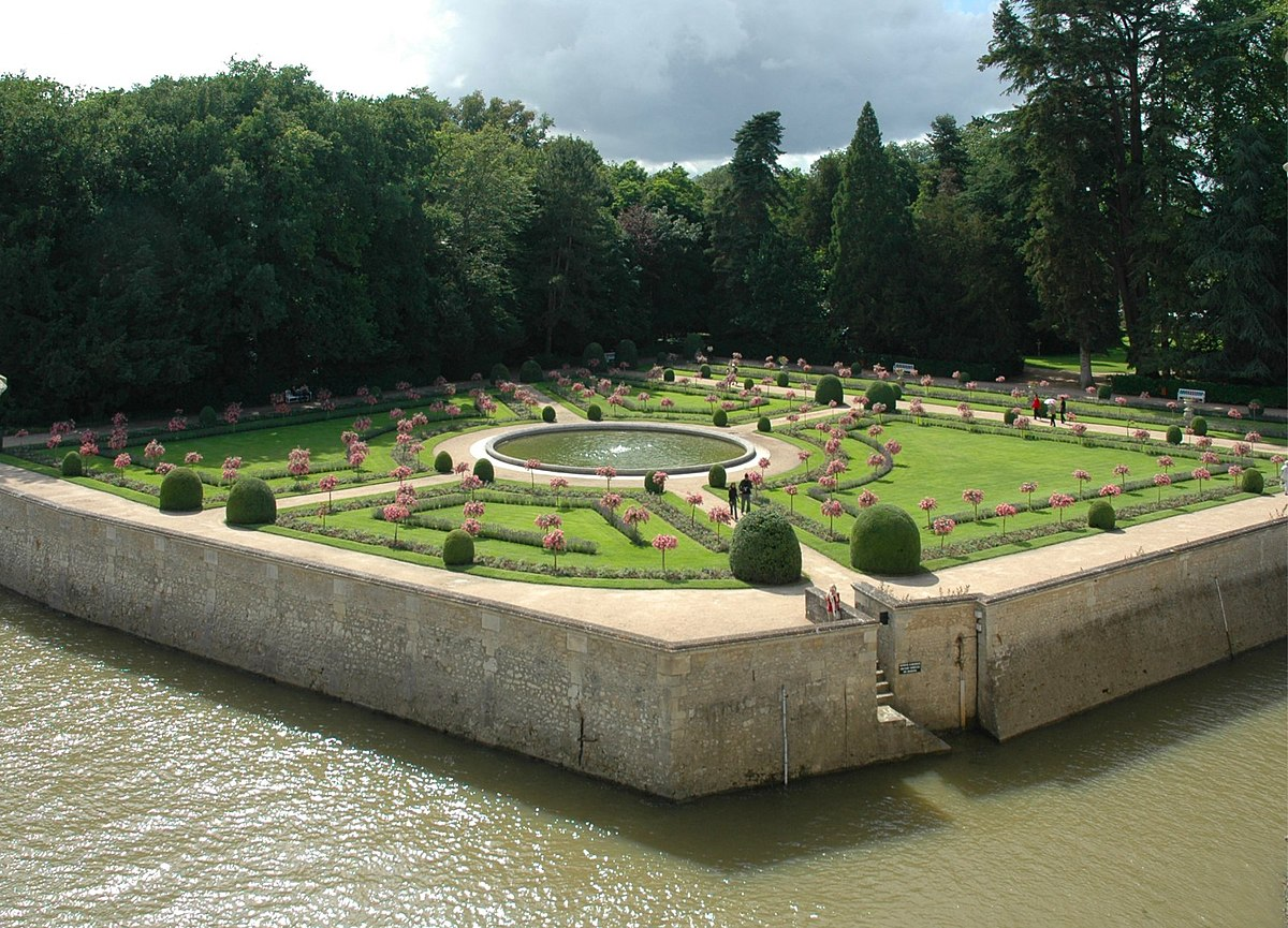 Jardins de la renaissance fran aise wikip dia for Catherine de jardin