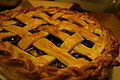 Cherry pie with lattice detail, February 2008.jpg