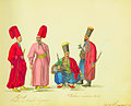 Chevalier Auguste de Henikstein - Capseki. Garde du Grand Seigneur. Tatars. Courriers turcs.jpg