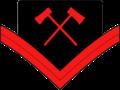 Chevron - Artillery Pioneer Corporal 1873-1902.png