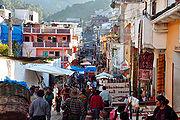 Chichicastenango market 2009
