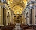 Chiesa di San Francesco d'Assisi navata (Sorrento) 2013-05-12.jpg