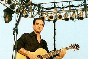 Chris Carrabba - Carrabba in 2005