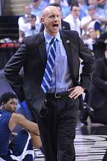 Chris Mack (basketball) American basketball player-coach