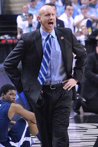 Chris Mack (basketball) - Mack coaching Xavier