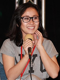Christine Marie Cabanos American voice actress