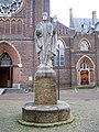 ChristusKoning WimHarzing Leeuwarden.JPG