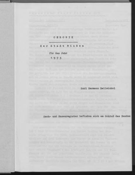 File:Chronik der Stadt Minden, 1973.djvu