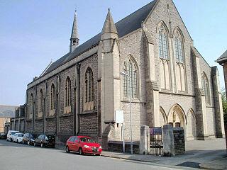 St Germans Church church in Cardiff, Wales