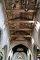 Church of St Mary Hatfield Broad Oak Essex England - nave ceiling looking east.jpg