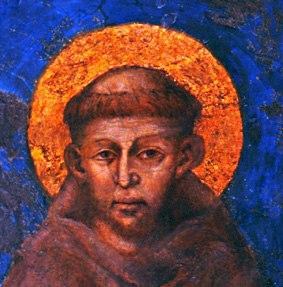 Cimabue Saint Francis Fragment