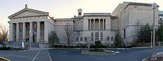 Cincinnati Art Museum - Image: Cincinnati Art Museum, Eden Park