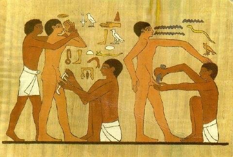 Circumcision Sakkara 3