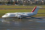 CityJet BAE Systems Avro 146-RJ85A EI-RJU (26811503635).jpg