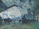 Claude Monet - Arrival of the Normandy Train, Gare Saint-Lazare - Google Art Project.jpg
